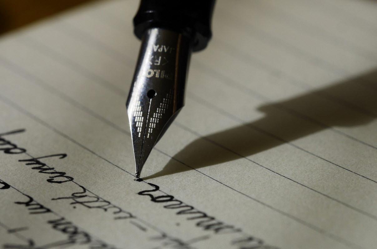 Brief naar raad