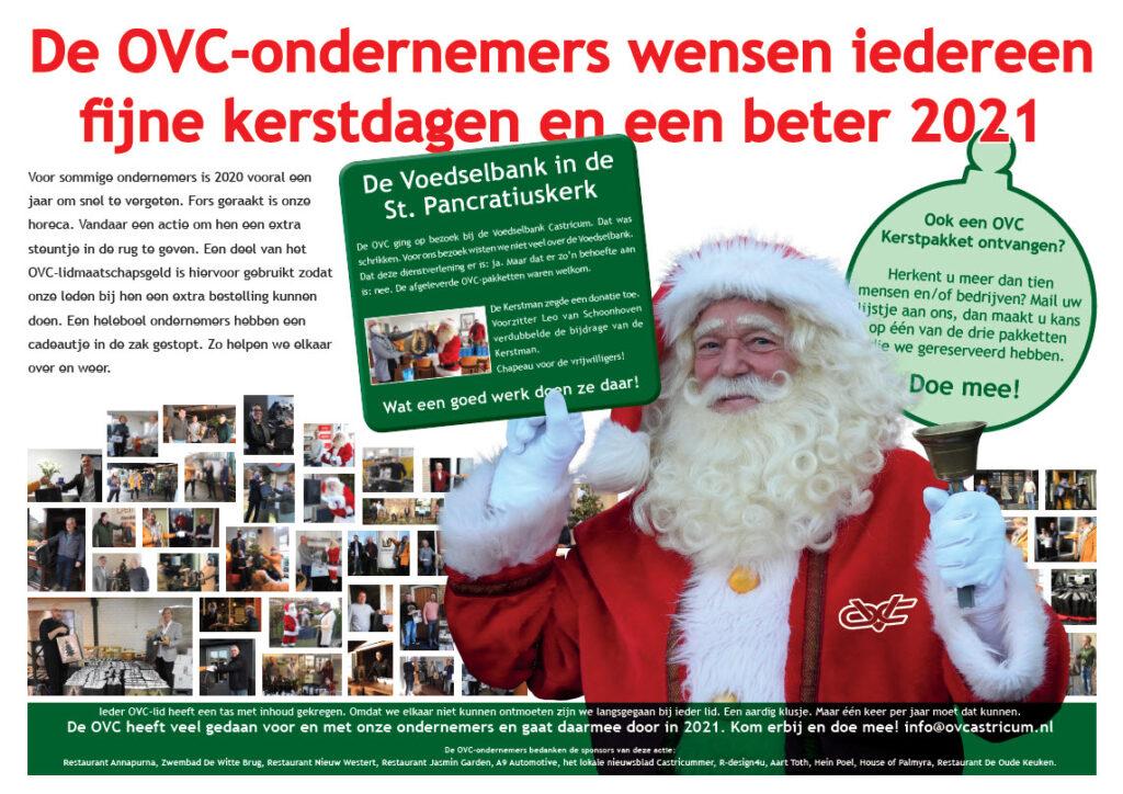 Fijne kerstdagen en een beter 2021